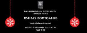 Xstmas Bootcamps il 15 dicembre