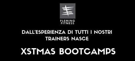 Xstmas Bootcamps – Sabato 15/12 ore 10.30 – 13.00